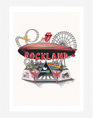 Poster Rockland 2