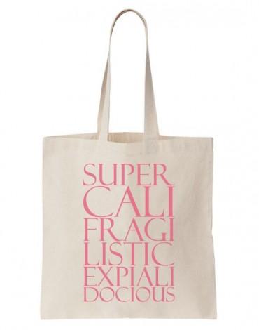 Tote Bag Supercali