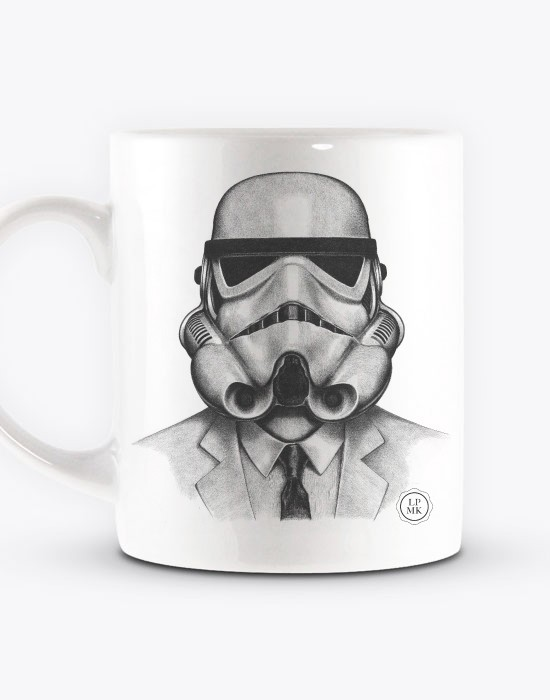 Mug The Stormtrooper