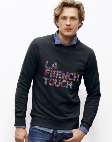 Sweat-Shirt La French Touch
